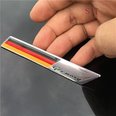 德国大众车标/后备箱/车贴/改装金属标/铝标/汽车贴标/尾标/