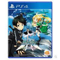 全新PS4游戏 刀剑神域3 黑衣剑士 失落之歌 国行中文现货 RPG角色扮演
