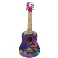 25寸炫彩初学木制儿童玩具小吉他可弹奏仿真儿童乐器宝宝早教吉他a297