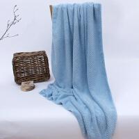 日本yodo xiui菠�}格大浴巾�������和�男女吸水速干不掉毛 140x75cm