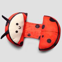 卡通孕妇枕头 多功能侧睡枕抱枕 怀孕靠枕托腹睡觉小U型