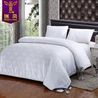???瑞凤蚕丝被桑蚕丝被字母被四季被定做床上用品