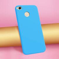 红米4X手机壳redmi小米x4保护套纯色hm4x全包hm四叉软X4潮防摔薄