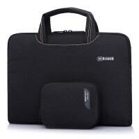 电脑包女手提时尚韩版14 15.6寸便携公文包男笔记本包包