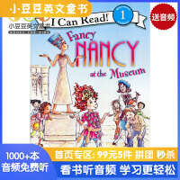 #Fancy Nancy at the Museum I Can Read (4-8岁)