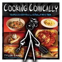 【预订】Cooking Comically: Recipes So Easy You'll Actually Make