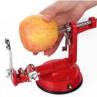多功能苹果削皮器 水果削皮刀 三合一削苹果机 去皮去核切片