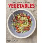 英文原版 意大利菜 蔬菜 Italian Cooking School: Vegetables