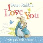 Peter Rabbit: I Love You Board Book ISBN:9780723286400