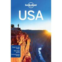 Lonely Planet USA 孤独星球国家旅行指南:美国 第九版