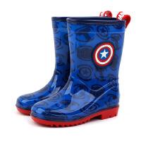 儿童雨鞋幼儿园宝宝防滑雨靴男女童防水鞋胶鞋小潮