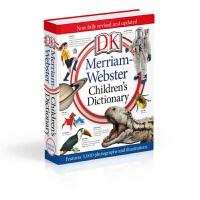 现货 韦氏儿童词典字典英文原版 Merriam-Webster Children's Dictionary正版 DK 进