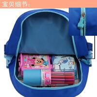 韩版双肩幼儿园宝宝小书包可爱韩国卡通包包男女款儿童