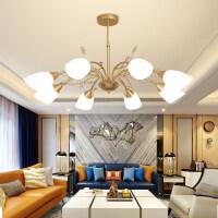 【支持礼品卡】客厅吊灯简约现代创意北欧后现代餐厅灯卧室书房小户型灯具4gm