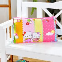 策序家纺儿童枕芯送枕套 单人软枕儿童学生枕头 卡通全棉30*50cm