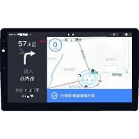 车载安卓导航仪一体机大屏幕通用9寸智能车机10.1寸倒车影像wifi