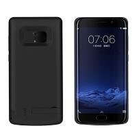 优品 优品 vivo xplay6背夹电池 手机充电宝移动电源无线充电器保护壳 黑色 软边