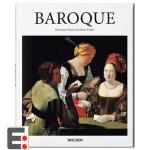 巴洛克画册 Baroque 艺术绘画作品集 taschen 英文原版艺术绘画图书