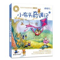 青苹果童书馆・儿童文学名家经典书系注音版 小布头奇遇记:下