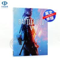 现货 战地5官方设定集 英文原版 The Art of Battlefield V 游戏原画设定集 PS4 正版 进口书