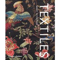 【预订】Textiles: The Art of Mankind Thames & Hudson 面料纹样图案全集