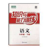 2021春 深圳小学知识与能力训练语文六年级下册配人教版 6年级语文下册知识与能力训练