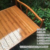 折叠床单人床1.2米双人床办公室午休床简易儿童折叠木板竹床