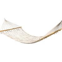 野外单人双人厚款室外野营秋千网床吊床户外渔网式网状