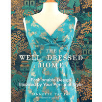 WELL-DRESSED HOME, THE(ISBN=9780307406248) 英文原版