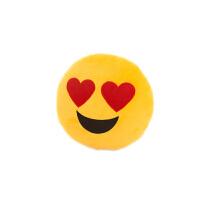 ��意QQ表情抱枕公仔emoji搞怪笑�表情包毛�q玩具滑稽暖手捂抱枕
