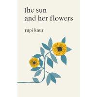 【现货】 英文原版 Rupi Kaur: The Sun and Her Flowers 太阳与花儿 畅销诗集牛奶与蜂