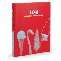 104 Things to Photograph 命题拍摄相册 英文进口原版 创意礼物