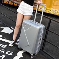 韩版密码行李箱万向轮拉杆箱旅行箱包男24寸皮箱子女大学生小清新