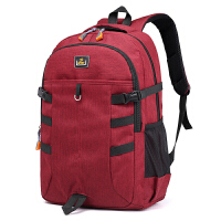 双肩包男背包男士旅行包电脑休闲旅游女时尚潮流高中初中学生书包