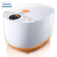 飞利浦(PHILIPS)电饭煲 24小时预约 黑晶内胆电饭锅 4L 旋风煮 HD4514/00