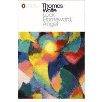 英文原版 托马斯・沃尔夫:天使,望故乡 裘德・洛、科林・费斯电影《天才捕手》原著 Thomas Wolfe: Look