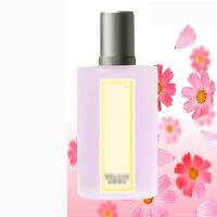 香水女士持久淡香学生自然清新香味女清香男士型 粉色百花香味香水 男女适用淡香香水 30mL