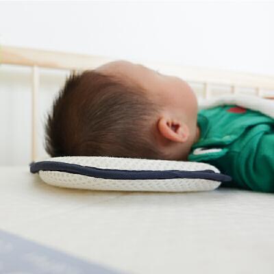 婴儿3D定型枕婴儿枕头防偏头宝宝新生儿偏头0-3-6个月1岁