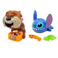 创意整蛊恶搞整人礼物咬手指鲨鱼大号鳄鱼抖音同款按牙齿玩具 均码