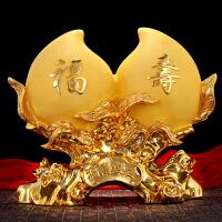 【支持礼品卡支付】大号寿桃摆件 送爷爷奶奶老人生日礼物祝寿贺寿60 80过作大寿礼品