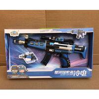 3-5�q�和�玩具��幽泻⒙�光�子玩具��MP5�_�h���{色冷��Z音��