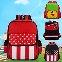 新款订做幼儿园书包中大班学前班背包专业印字定制