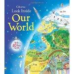 Look inside Our World 看里面系列翻翻书:我们的世界