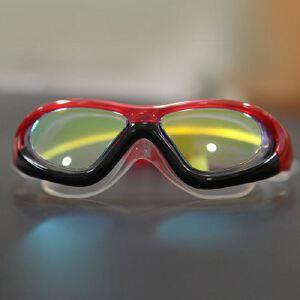 泳镜成人 新品高档变色电镀高清防雾防紫外线成人通用游泳眼镜