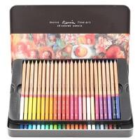 全国包邮马可雷诺阿48色彩色铅笔72色涂色填图花园绘画美术油性彩铅3100
