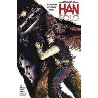 [现货]星球大战漫画 英文原版 Star Wars: Han Solo 韩索罗 汉索罗 Marvel 漫威