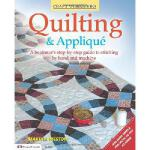 【预订】Quilting & Applique: A Beginner's Step-By-Step Guide to