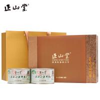 正山堂茶业 简约风尚高山野茶正山小种礼盒装红茶特级茶叶100g
