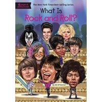 【现货】英文原版 What Is Rock and Roll? 摇滚乐是什么?who was/is认知系列 中小学生读物