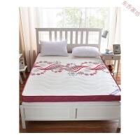 记忆棉床垫1.2米/1.5m/1.8m床加厚学生双人榻榻米床褥子海绵垫被